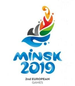 EUROPEAN GAMES @ Minsk BELARUS